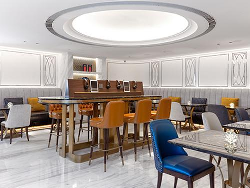 East Pacific Passenger Lounge_Beijing Daxing Intll_China