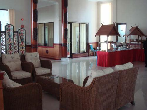 Isen Mulang Lounge, Tjilik Riwut International Airport