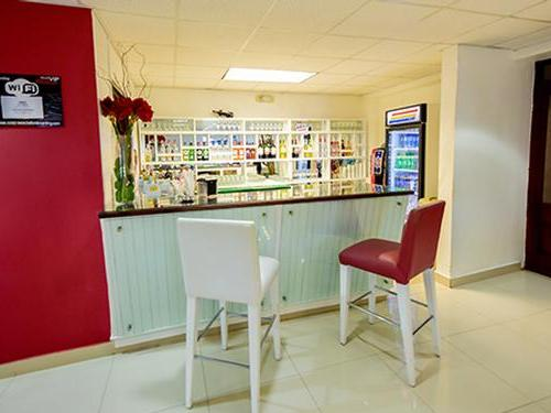Salon Ambar (Departure Lounge), Puerto Plata G. L. Intl, Dominican Republic