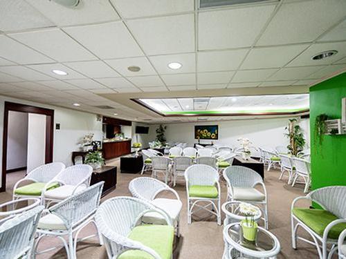 Victorian Room (Arrivals Lounge), Puerto Plata G.L. Intl, Dominican Republic