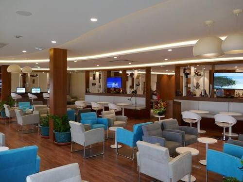 Air Tahiti Nui Lounge
