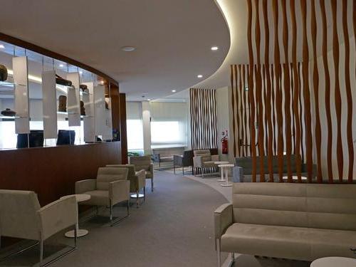 Air Tahiti Nui Lounge, Papeete Faaa International, French Polynesia