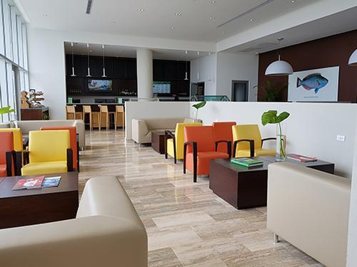 VIP Lounge, Punta Cana International, Dominican Republic