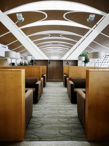 First Class Lounge (No.69), China Shanghai Pudong