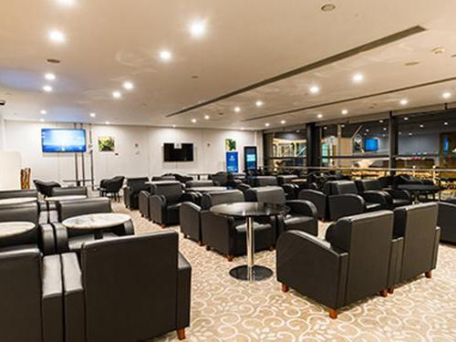 First Class Lounge (No.73)_Shanghai Pudong Intl_China