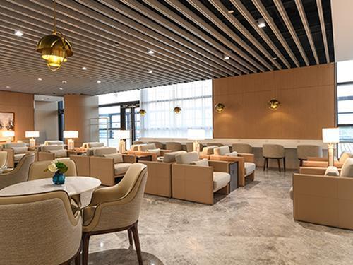 VIP Lounge 190_Shanghai Pudong Intl_China