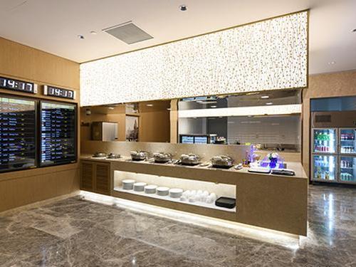 VIP Lounge 120_Shanghai Pudong Intl_China