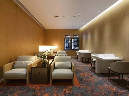 VIP Lounge 120_Shanghai Pudong Intl_China