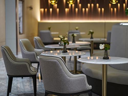 VIP Lounge 135B_Shanghai Pudong Intl_China