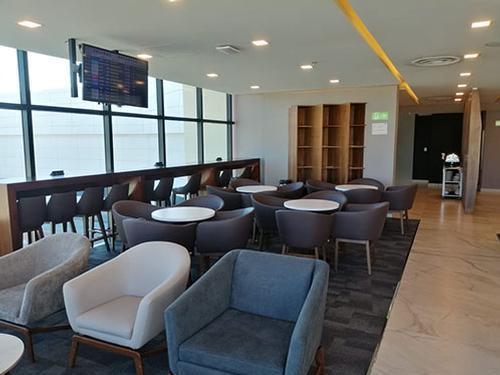 VIP Lounge Puerto Vallarta Arrivals_Mexico