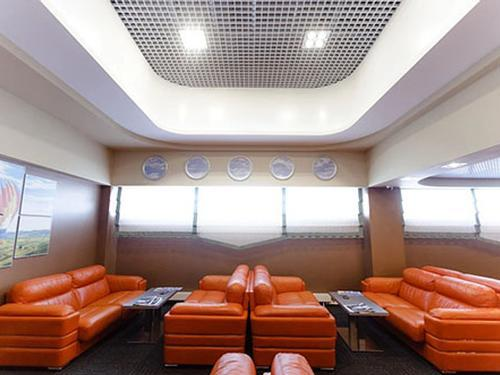 Prestige Lounge_Orenburg Intl_Russia