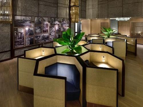 Plaza Premium Lounge, Siem Reap Angkor International, Cambodia