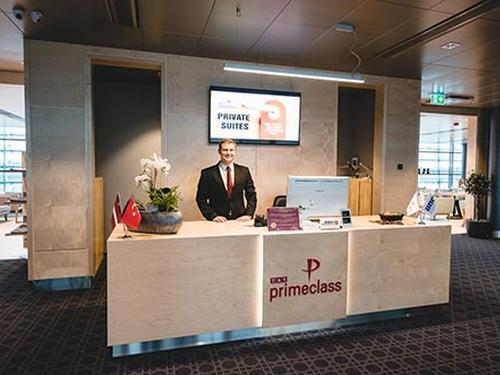Primeclass Riga Business Lounge