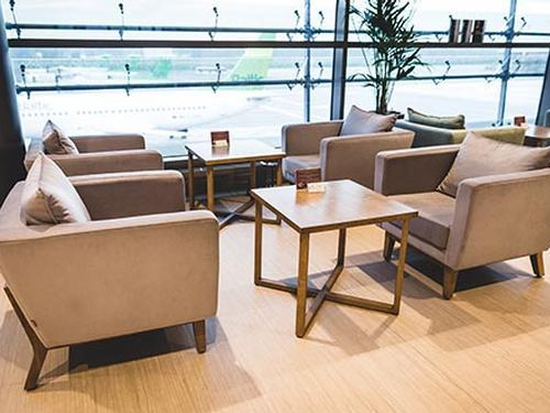Primeclass Riga Business Lounge, Riga International