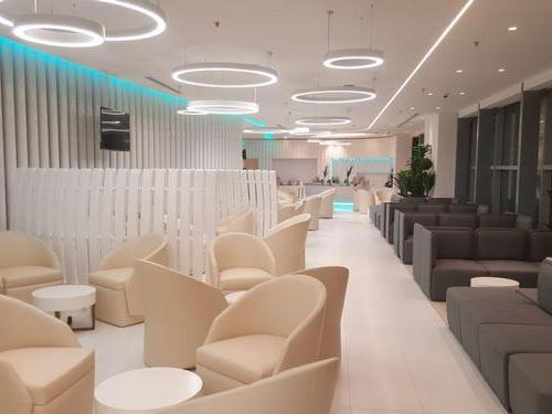 naSmiles Lounge, Riyadh King Khalid International