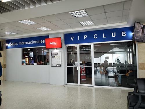 Salas Internacionales VIP Club, San Pedro Sula International