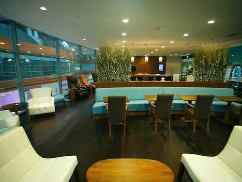 ISG International CIP Lounge