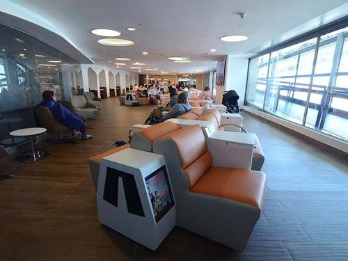 The Lounge, Santiago International
