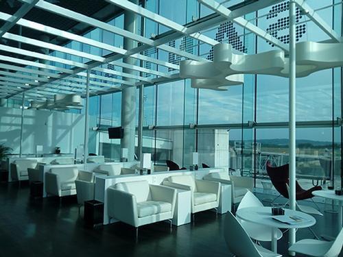 Santiago VIP Lounge_Santiago Compostela_Spain