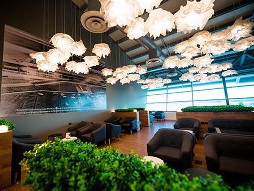 Sala VIP Caribe, Santo Domingo Las Americas Intl, Dominican Republic