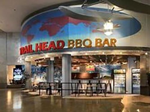 Trail Head BBQ Bar_Seattle WA SeaTac Intl_USA