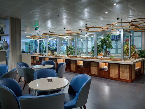 Le Saigonnais Business Lounge, Ho Chi Minh International