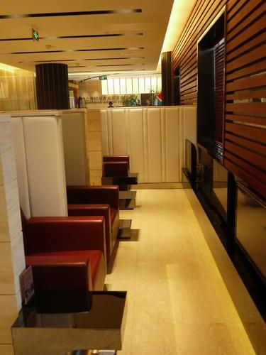 First Class Lounge (No.9), Shanghai Pudong International