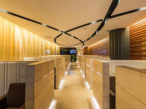 First Class Lounge (No.9)_Shanghai Pudong Intl_China