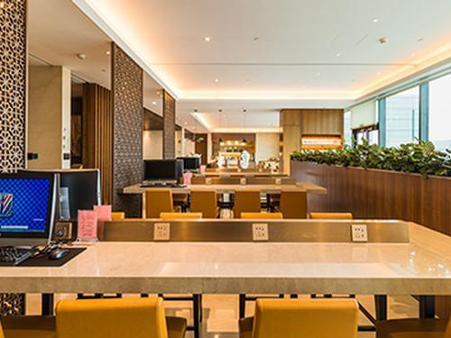 VIP Lounge V03_Shanghai  Hongqiao Intl_China
