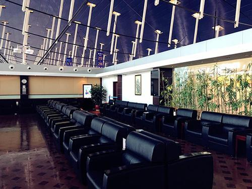 First Class Lounge (No.37), Shanghai Pudong International, China