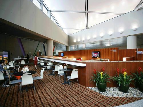 First Class Lounge (V1), Hongqiao International Shanghai