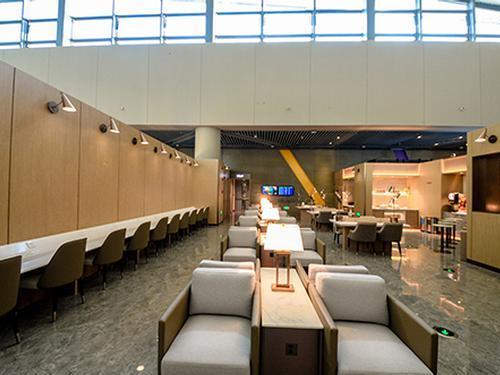 V1 VIP Lounge_Shanghai Hongqiao Intl_China