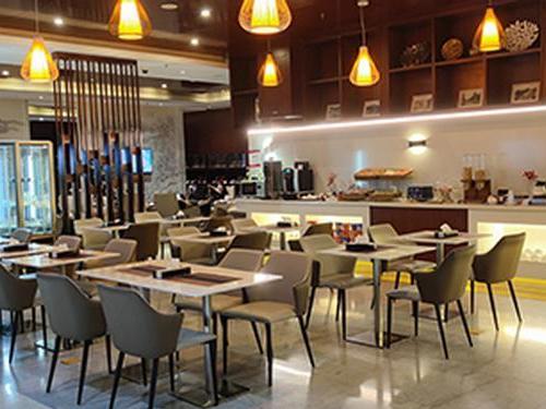 China Southern First/Business Class Lounge_Shenyang_China