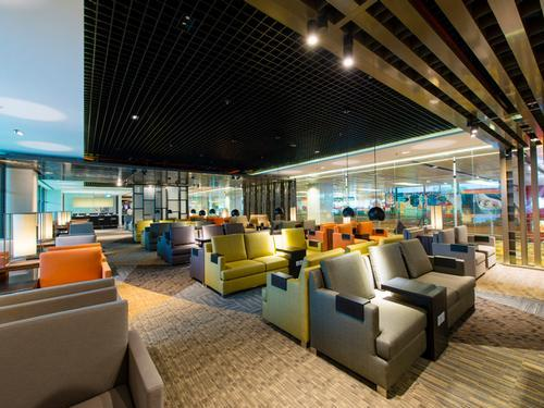 Dnata Lounge, Singapore Changi