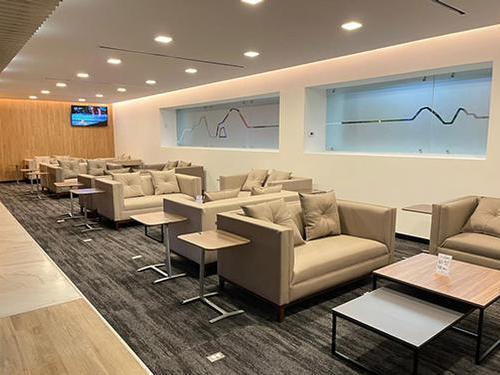 VIP Lounge, Los Cabos International_Mexico