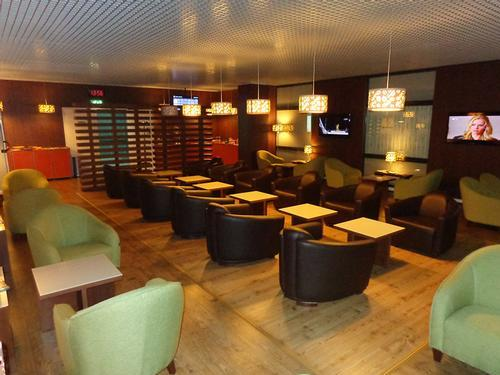Buisiness lounge No.1035, Sarajevo International