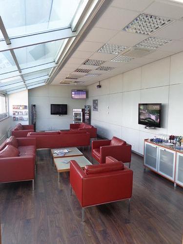 Business Lounge No. 1043