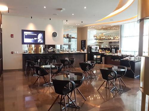 Al Khareef Lounge by Oman Air, Salalah, Oman