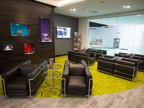 Rineanna Lounge, Shannon International, Ireland