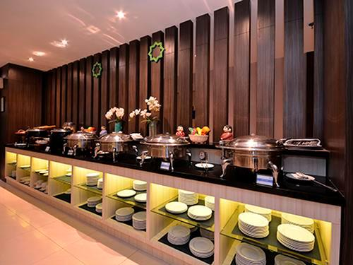 Concordia Lounge, Solo City Adisumarmo, Indonesia