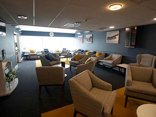Priority Lounge, Southampton International, UK