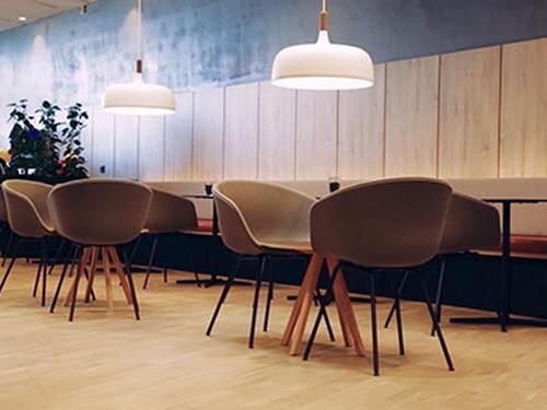 Norrsken Lounge, Stockholm Arlanda, Sweden
