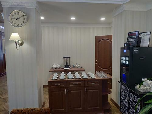 Business Lounge_Stavropo Shpakovskoye_Russia
