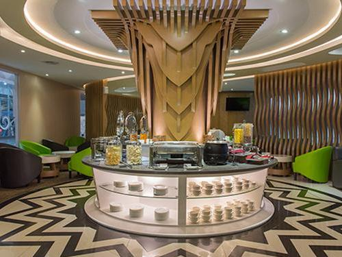 Concordia Premier Lounge, Surabaya Juanda Intl, Indonesia