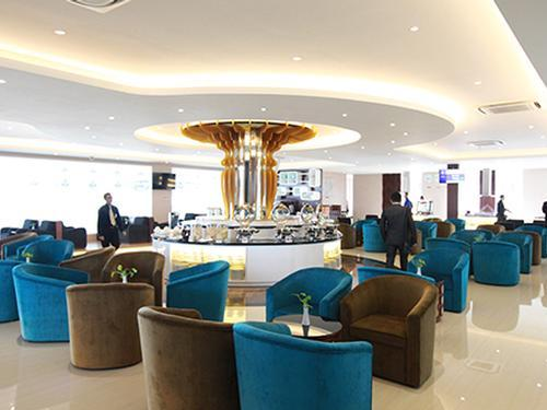 Concordia Blue Sky Premium Lounge