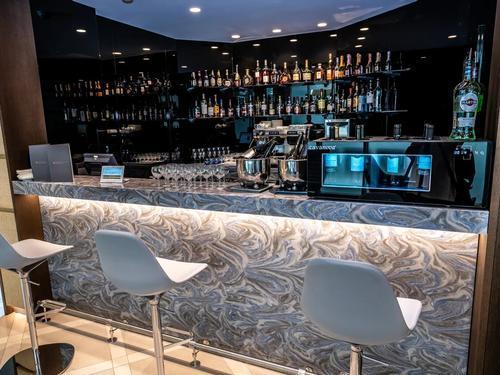 Saint - Petersburg Lounge_Moscow Sheremetyevo_Russia