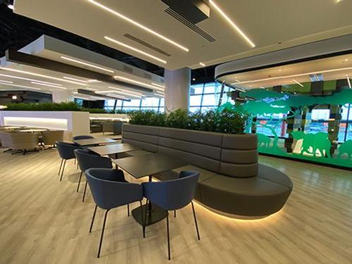 Malevich Lounge