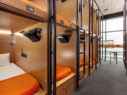 GettSleep Capsule Hotel_Moscow Sheremetyevo Intl_Russia