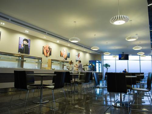 All Star Lounge, Moscow Sheremetyevo