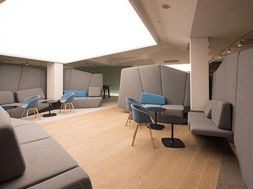 Topaz Business Lounge_Ekaterinburg Koltsovo_Russia